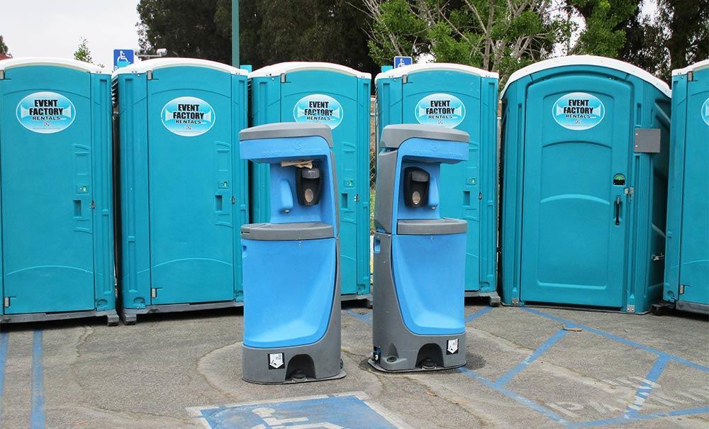 Event Factory Rentals - Fresno - Portable Toilet Supplier - Fresno ...