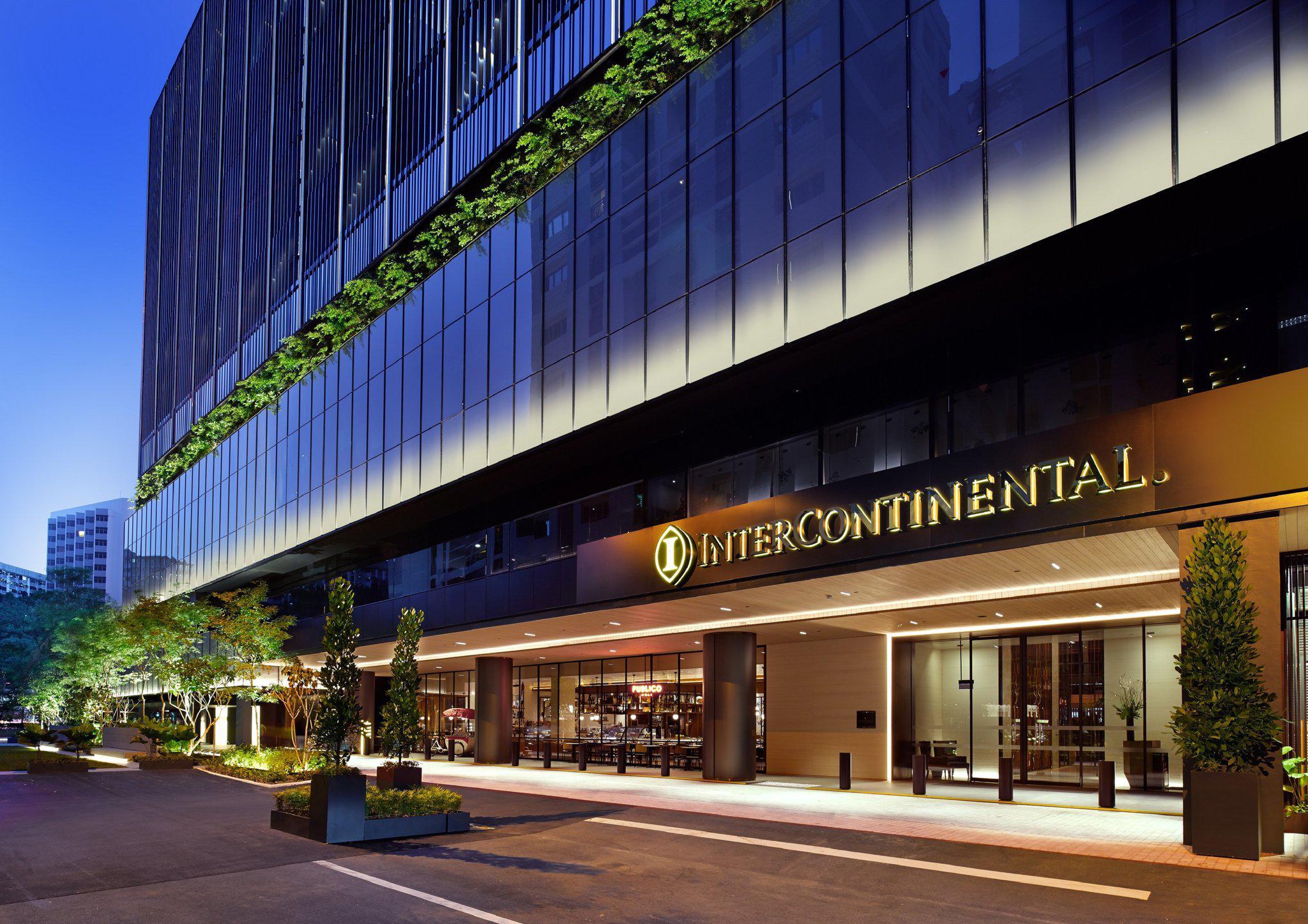 InterContinental Singapore Robertson Quay, an IHG Hotel