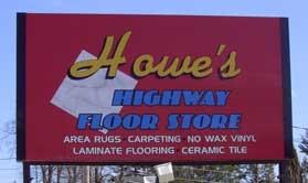 Howe's Highway Floor Store Inc image 4