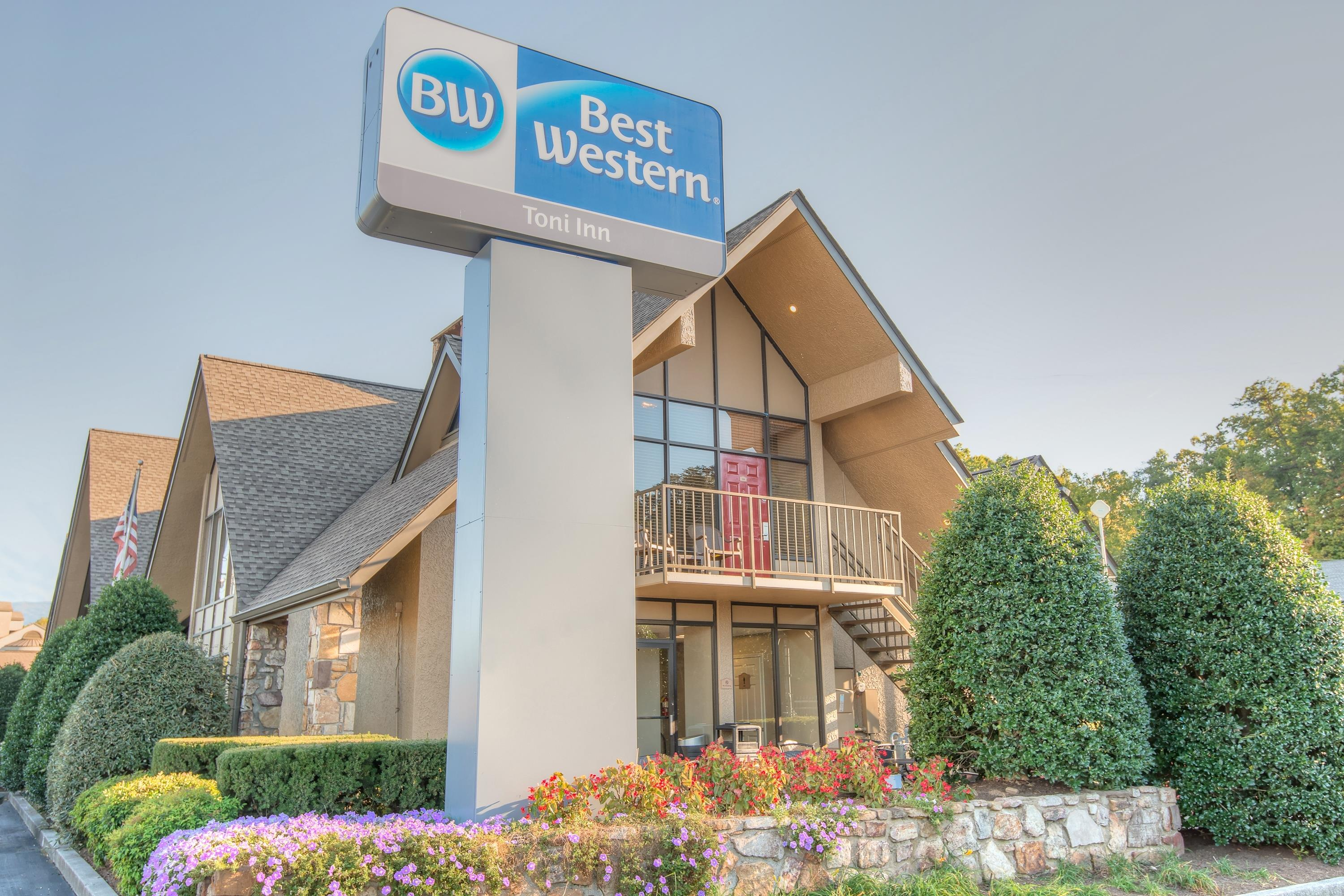 best western toni inn in pigeon forge tn whitepages