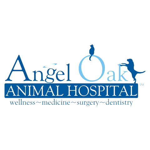 Angel Oak Animal Hospital Logo