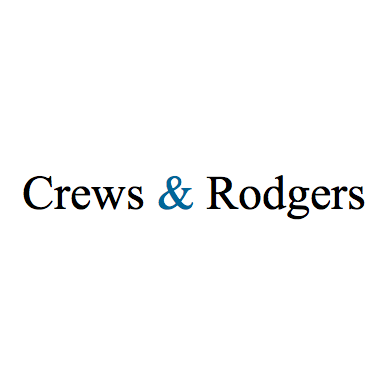 Crews and Rodgers Law - ad image