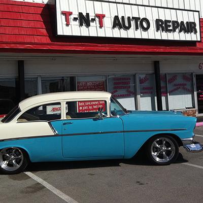 T-N-T Automotive Repair