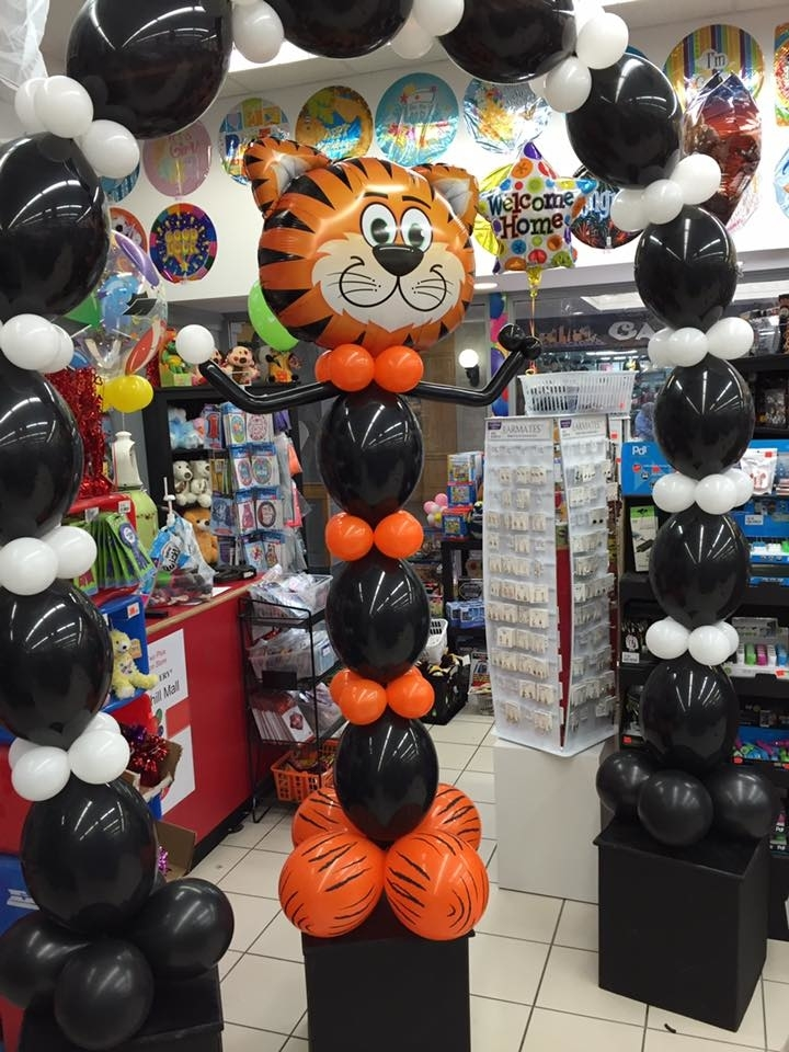 Buck or Two Plus! in London: We specialize in custom balloon designs. Balloon Delivery, Helium Balloons, Birthday Balloons, Anniversary Balloons, Foil And Latex Balloons, Party Supplies & More. Call 519-679-9898
