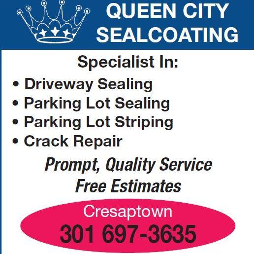 Queen City Sealcoating image 0