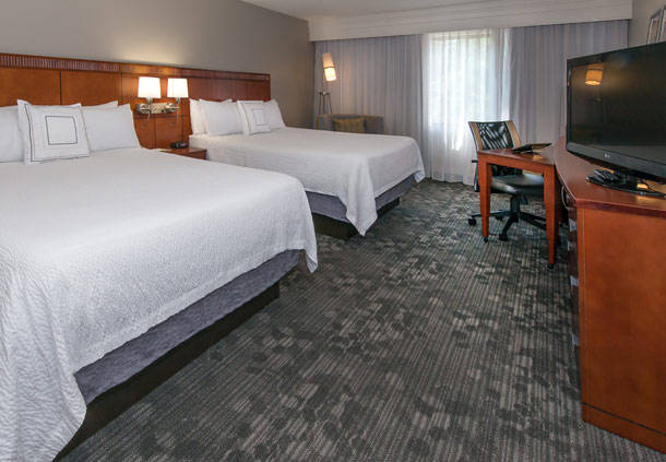 Courtyard by Marriott Albany image 3