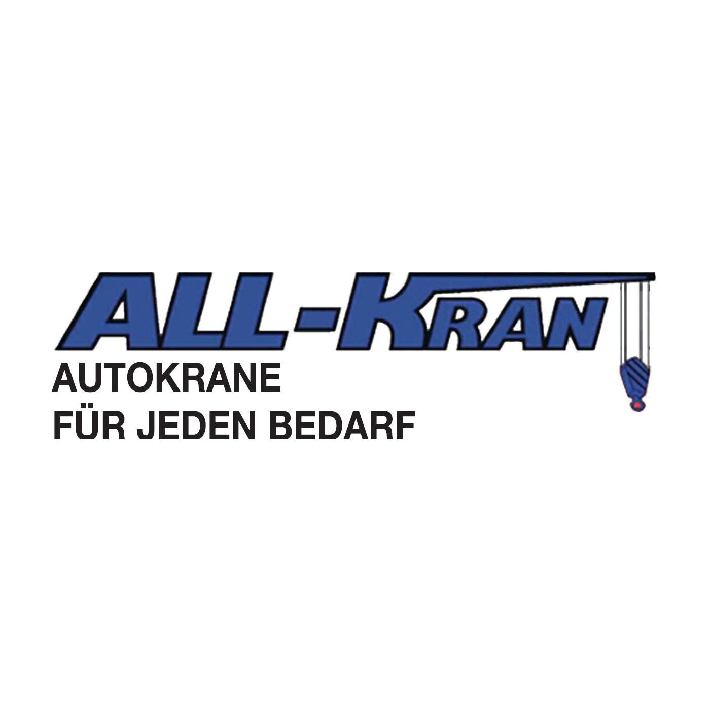 Logo von All-Kran Autokrane GmbH & Co. KG
