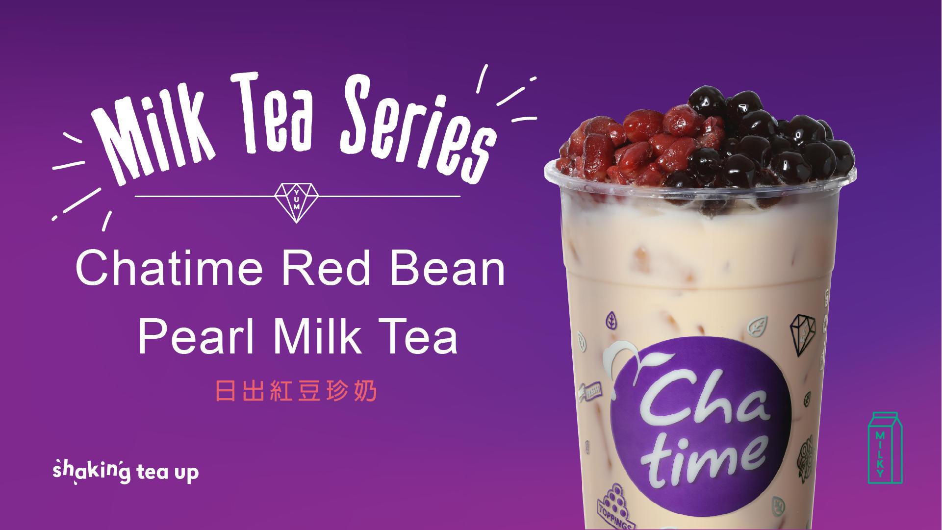 Chatime Bubble Tea & Slurping Noodles image 27