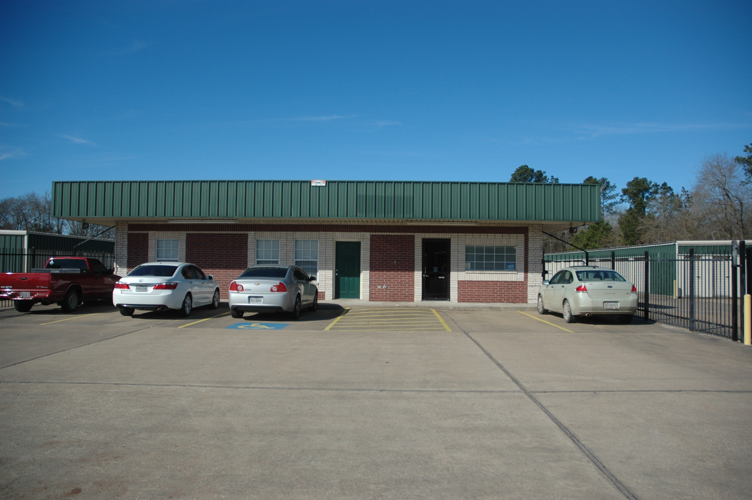 AAA Self Storage in Diboll, Texas