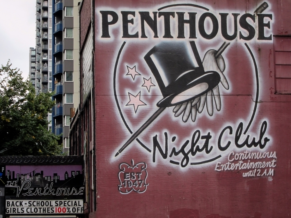 ALARA Environmental Health & Safety in Vancouver: Notable projects: Penthouse Night Club