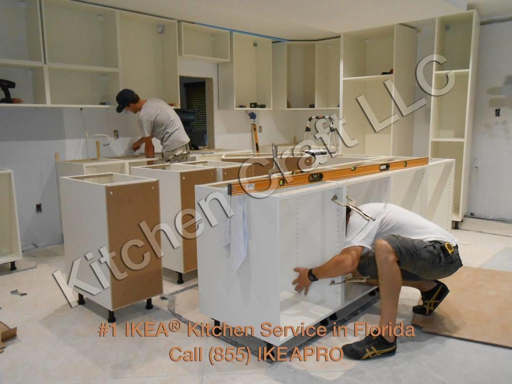 Kitchen Craft LLC - Ikea Kitchen Installation image 9