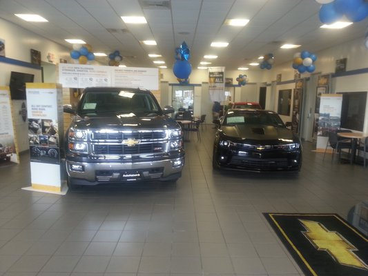AutoNation Chevrolet Highway 6 image 1