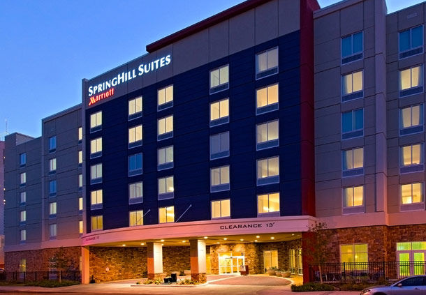 SpringHill Suites by Marriott San Antonio Alamo Plaza/Convention Center image 12