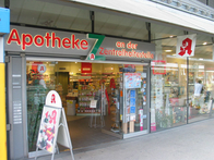 Bild 1 Apotheke an der Zentralhaltestelle Inh. Alexander Scheck e.K. in Chemnitz