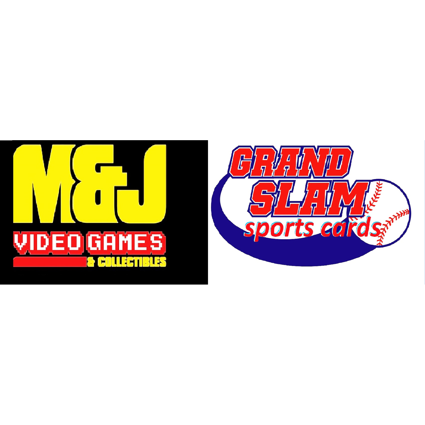 M & J Video Games & Grand Slam Sports image 0