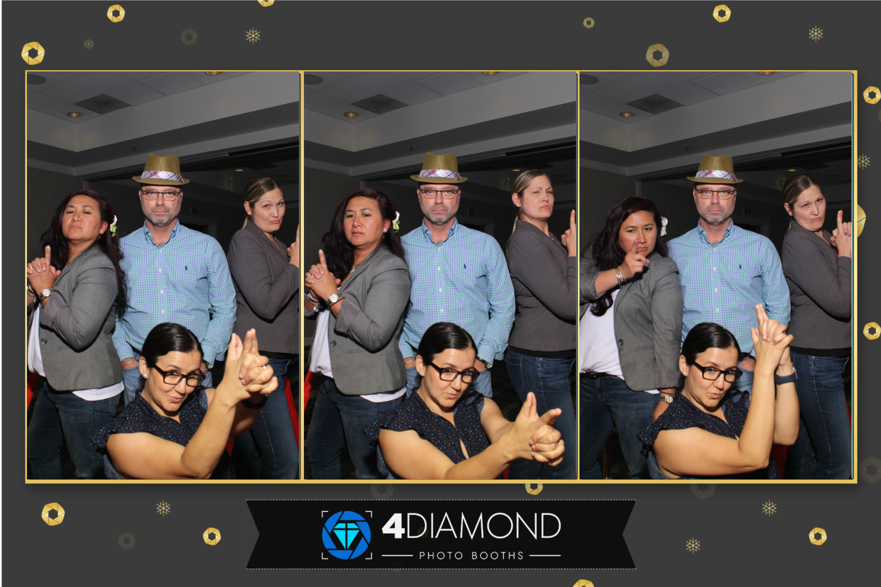 4 Diamond Events & Photo Booths image 5