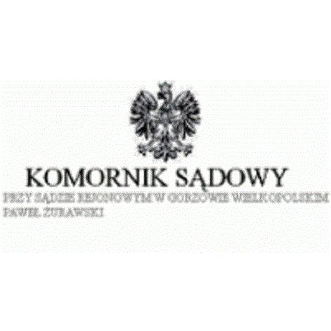 Komornik Sądowy przy Sądzie Rejonowym w Gorzowie Wlkp. Paweł Żurawski