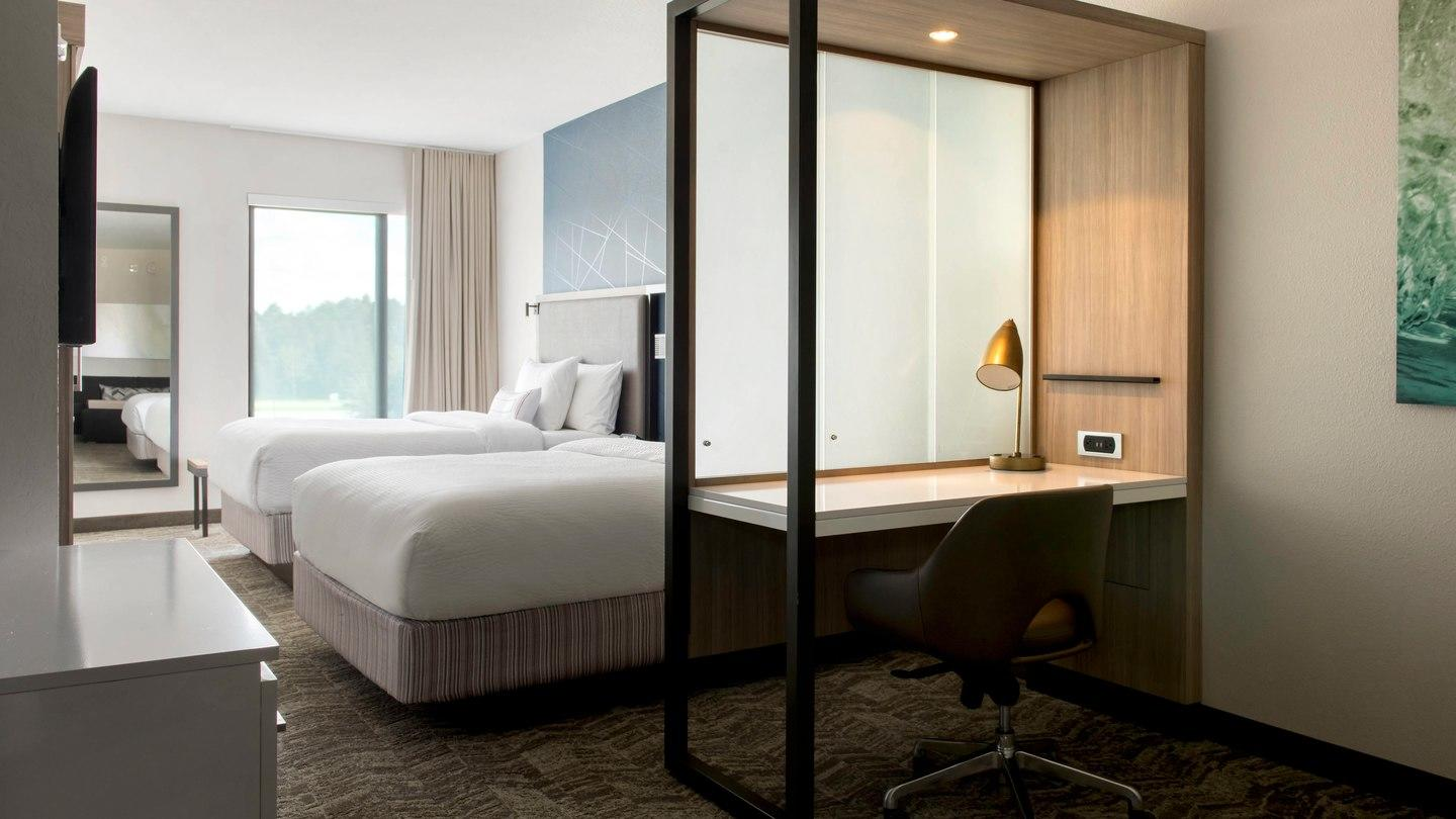 SpringHill Suites by Marriott Tampa Suncoast Parkway image 4