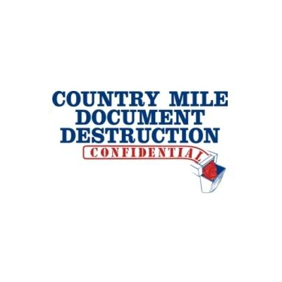 Country Mile Document Destruction Inc image 0