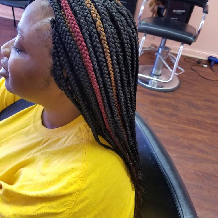 Marseillais African Hair Braiding image 0
