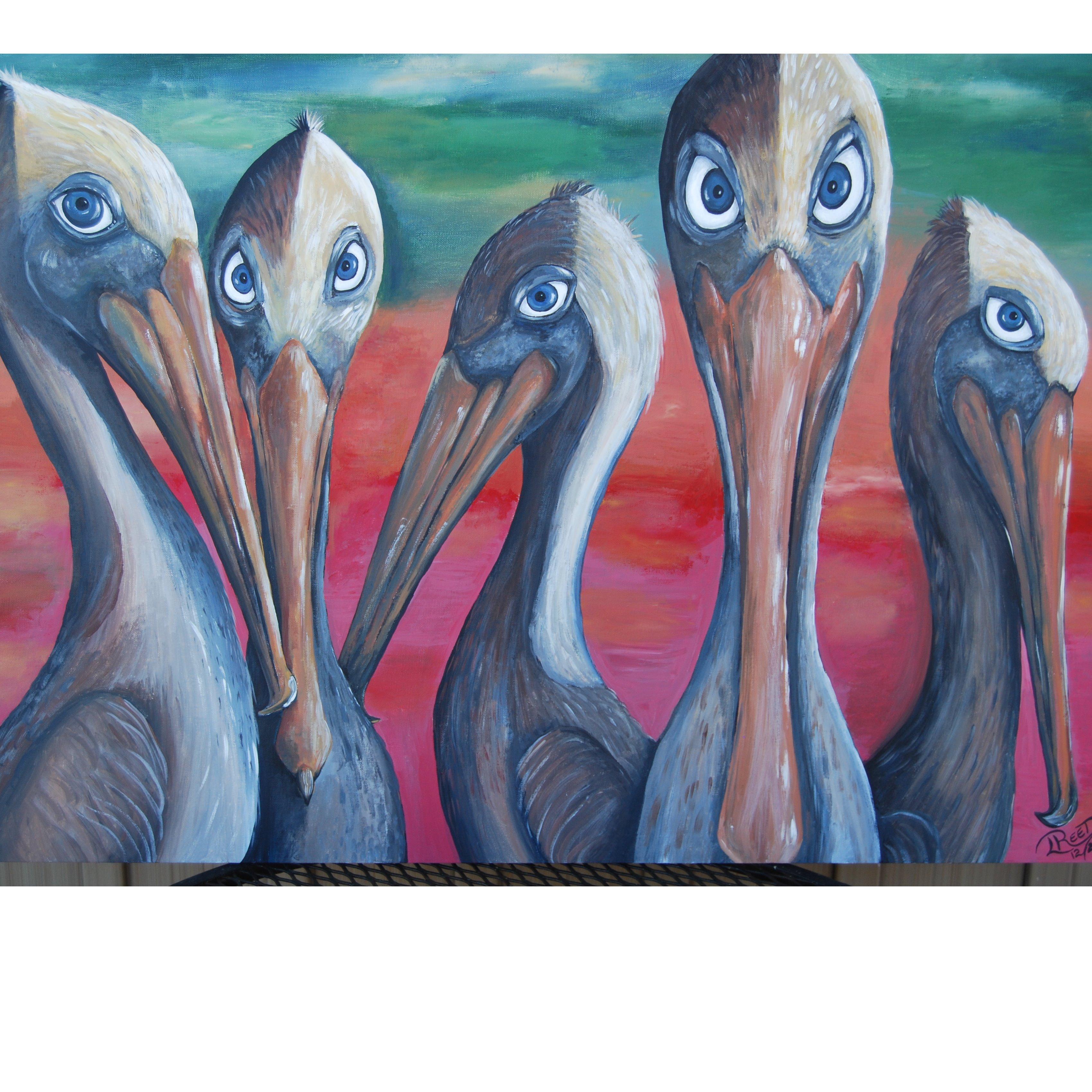 Flock of Five Gift and Art Emporium, LLC