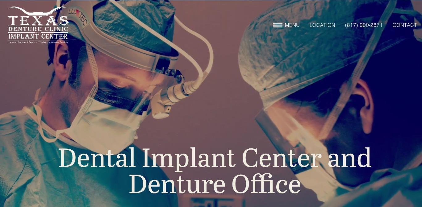 Texas Denture Clinic | Fort Worth, TX