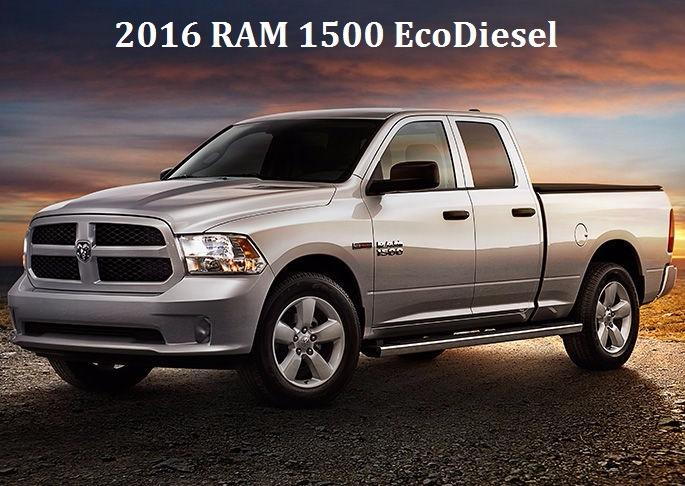 2016 RAM 1500 EcoDiesel For Sale in Appleton, WI