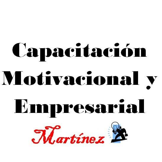Capacitacion Motivacional y Empresarial Martinez