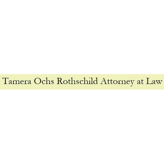 Rothschild Tamera Ochs