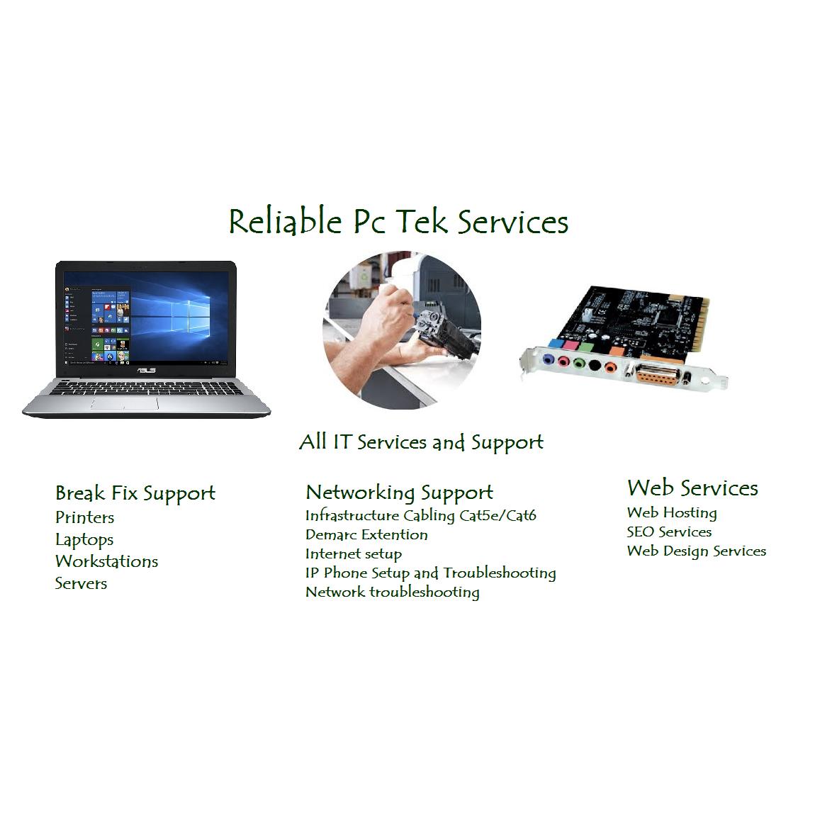 Reliable Pc Tek Services, LLC