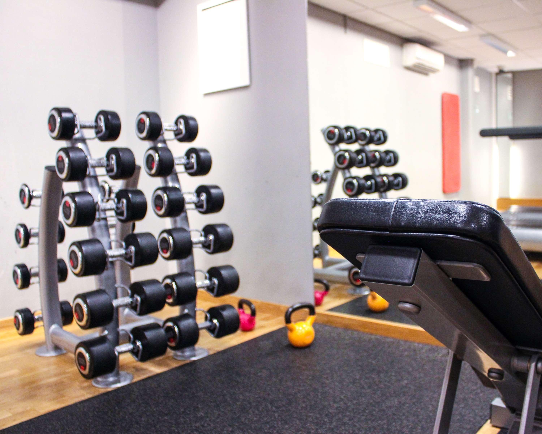 Gym Bench/Mirror