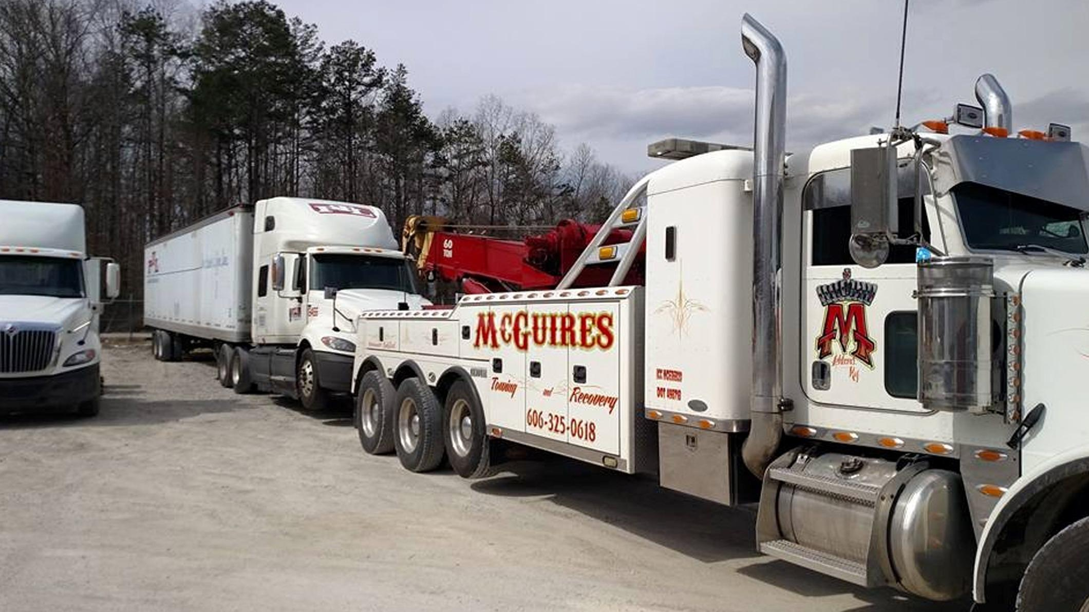 McGuire's Towing & Recovery image 1