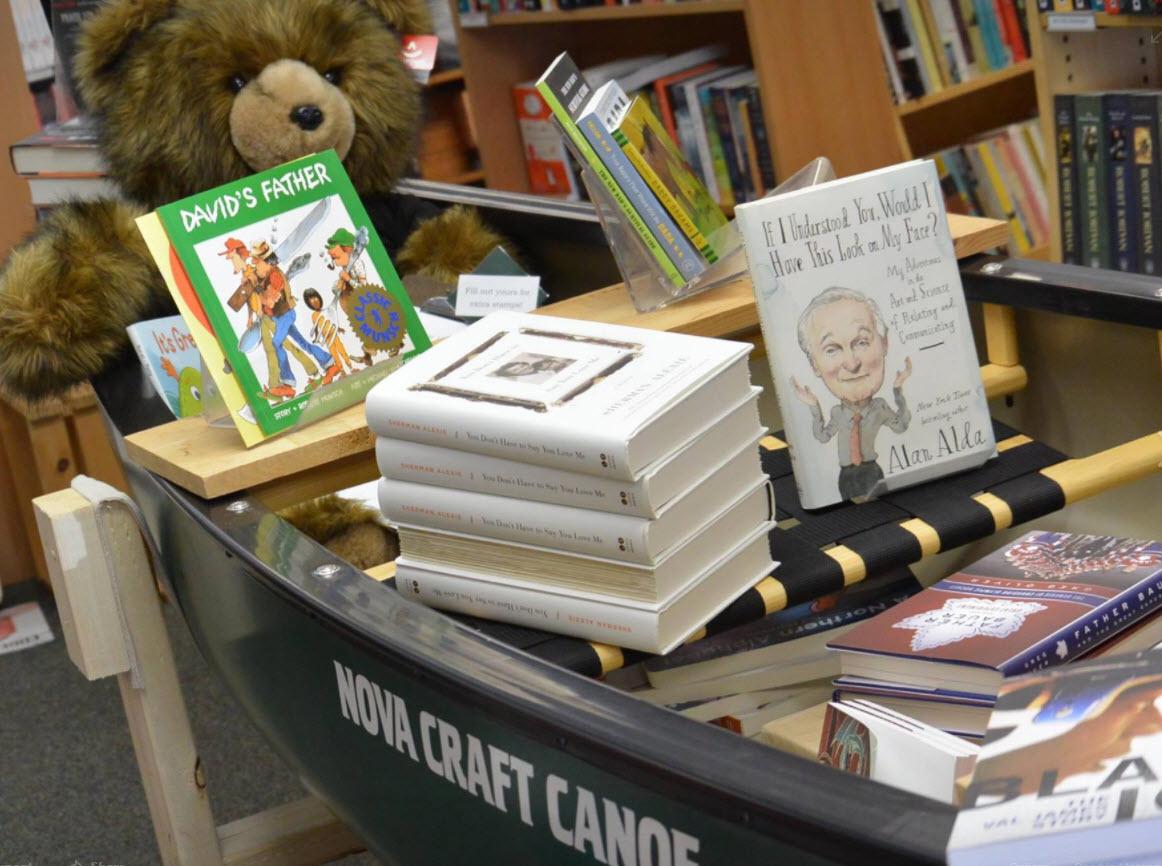 The Yellowknife Book Cellar