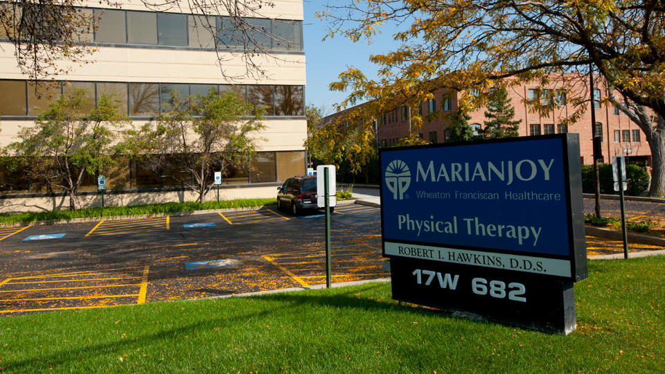 Marianjoy Physical Therapy and Outpatient Services at Oakbrook Terrace image 0