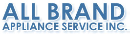 All Brand Appliance Service Inc.
