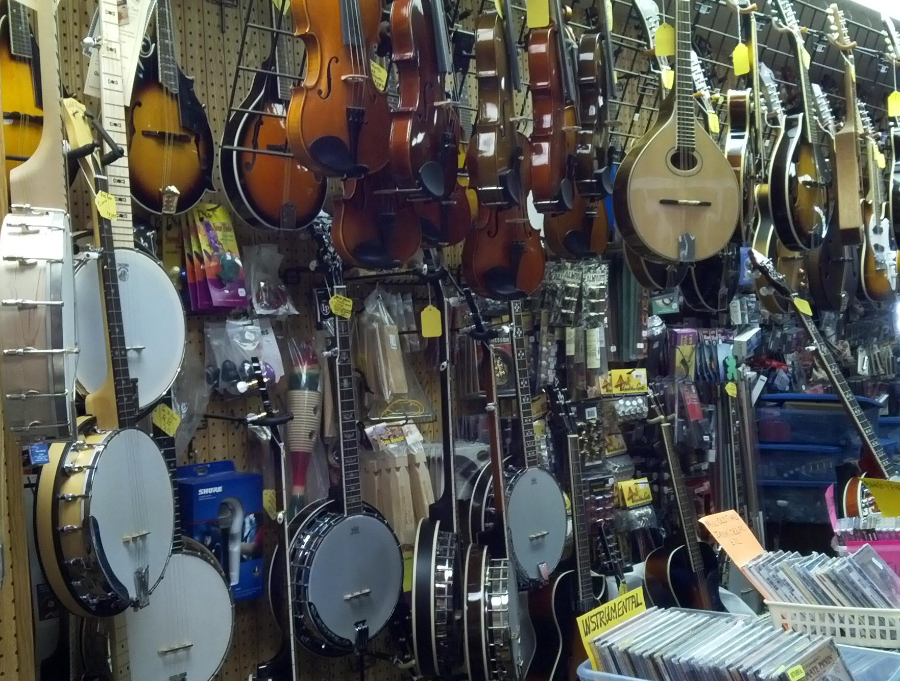 Bluegrass Musicians Supply image 0