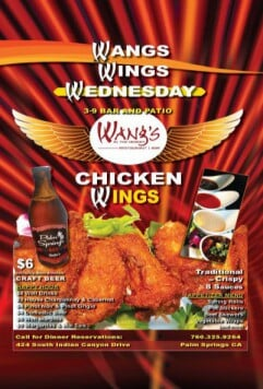 Wangs in the Desert image 10