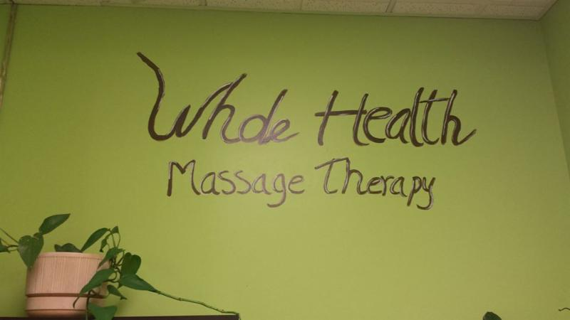 Whole Health Massage Therapy