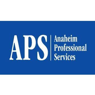 Anaheim Professional Services