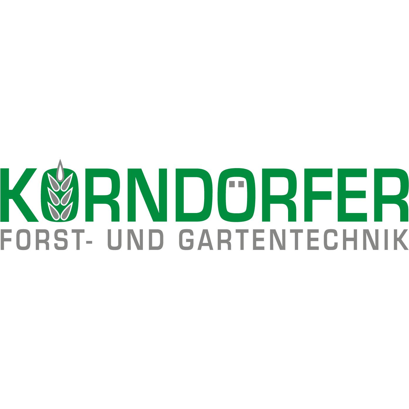 Logo von Korndörfer Forst- und Gartentechnik