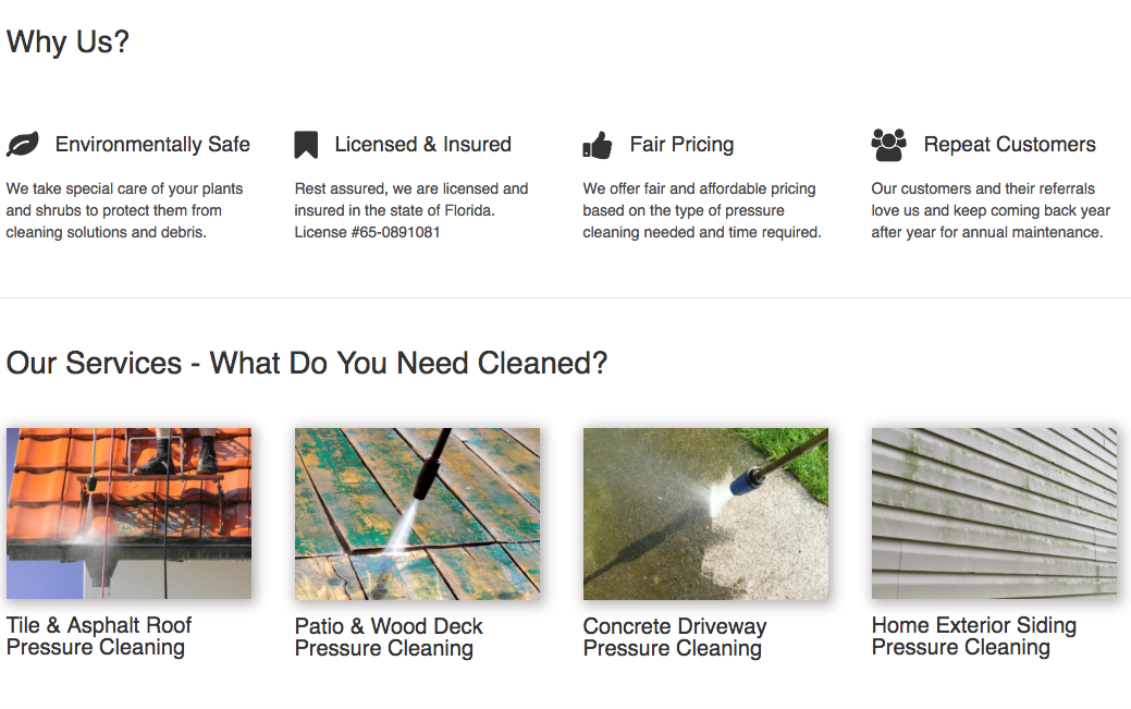 Pressure Cleaning License In Florida Thecarpets Co