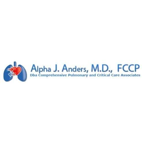 Anders, Alpha J, MD FCCP - Comprehensive Pulmonary