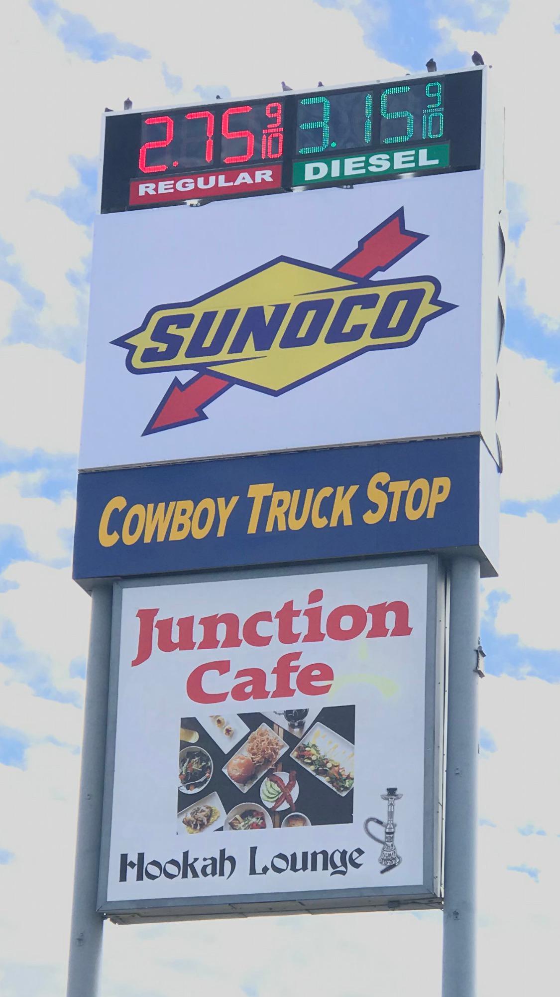 CowBoy Truck Stop - Sunoco image 3