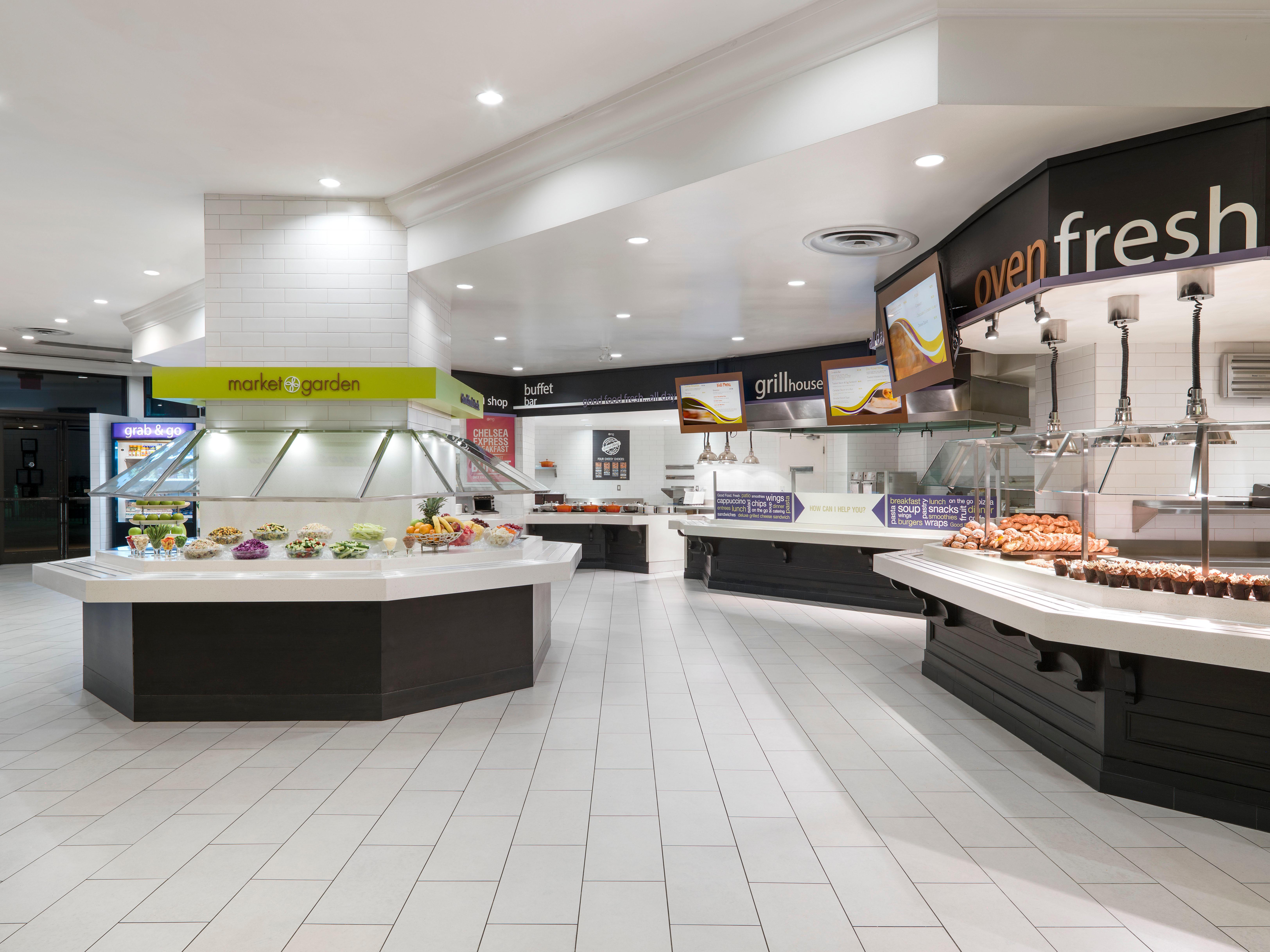 CHELSEA HOTEL, TORONTO in Toronto: Market Garden Restaurant