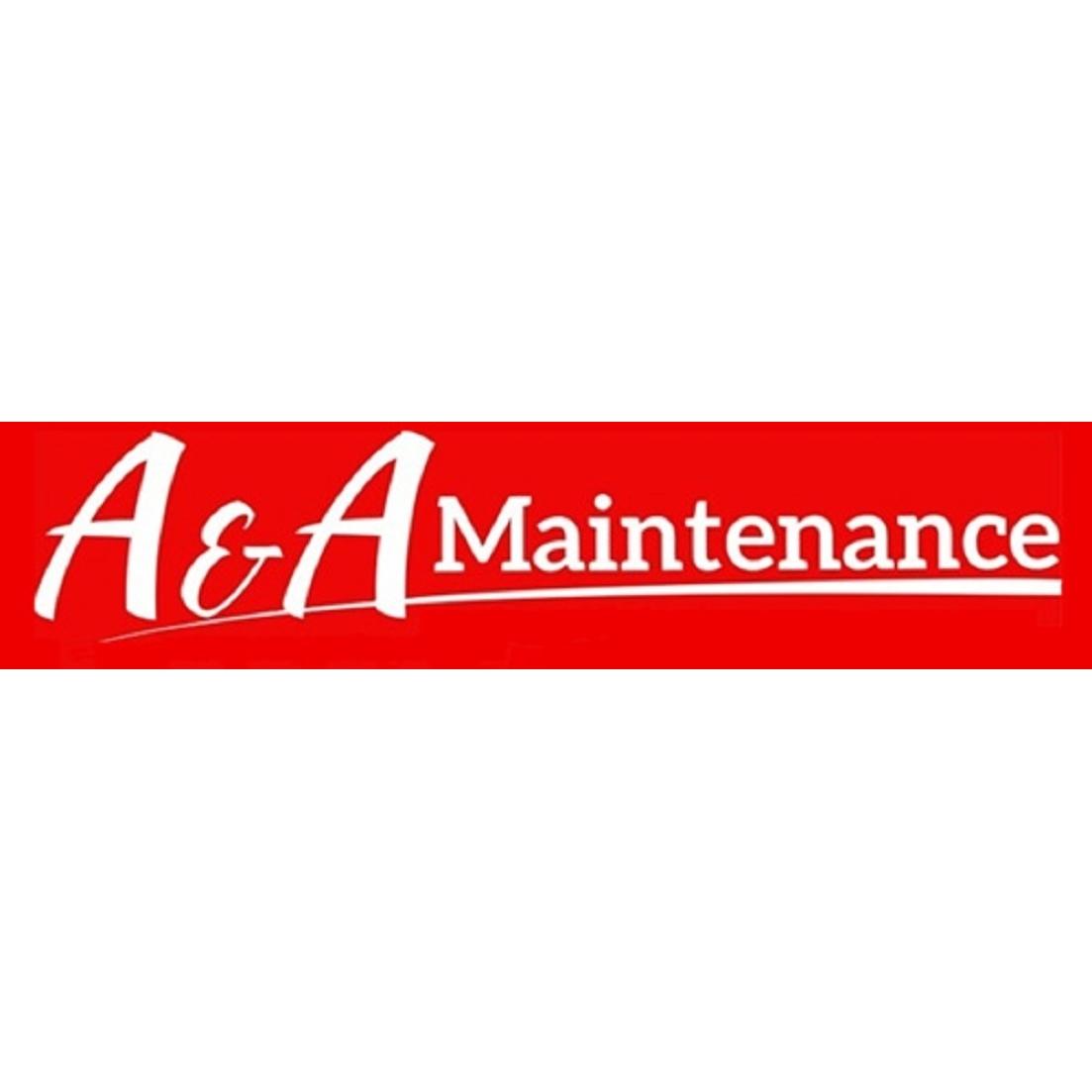 A & A Maintenance