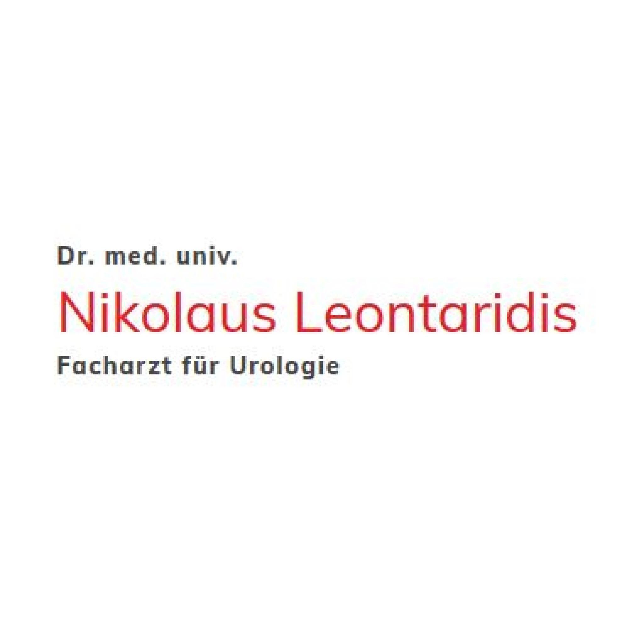 Dr. med. univ. Nikolaus Leontaridis Logo