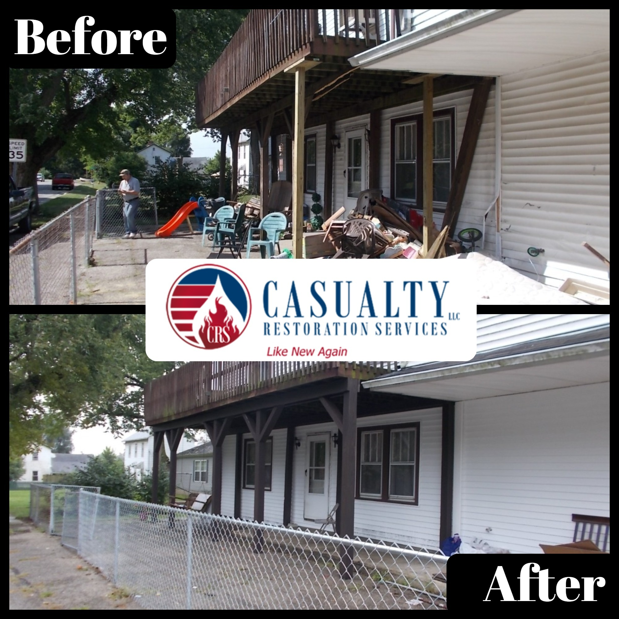 Casualty Restoration Services
