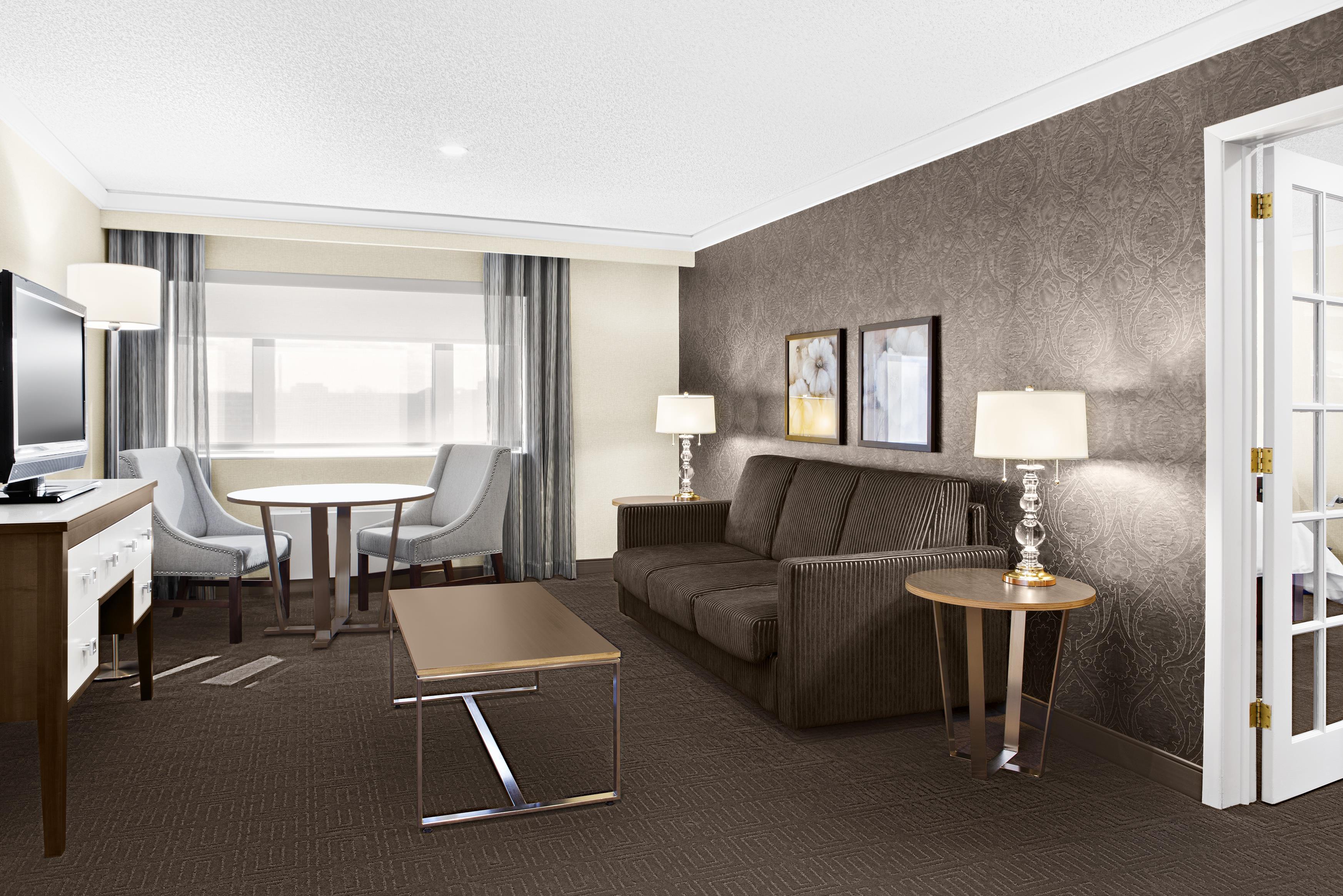 Sheraton Laval Hotel à Laval: Executive Suite