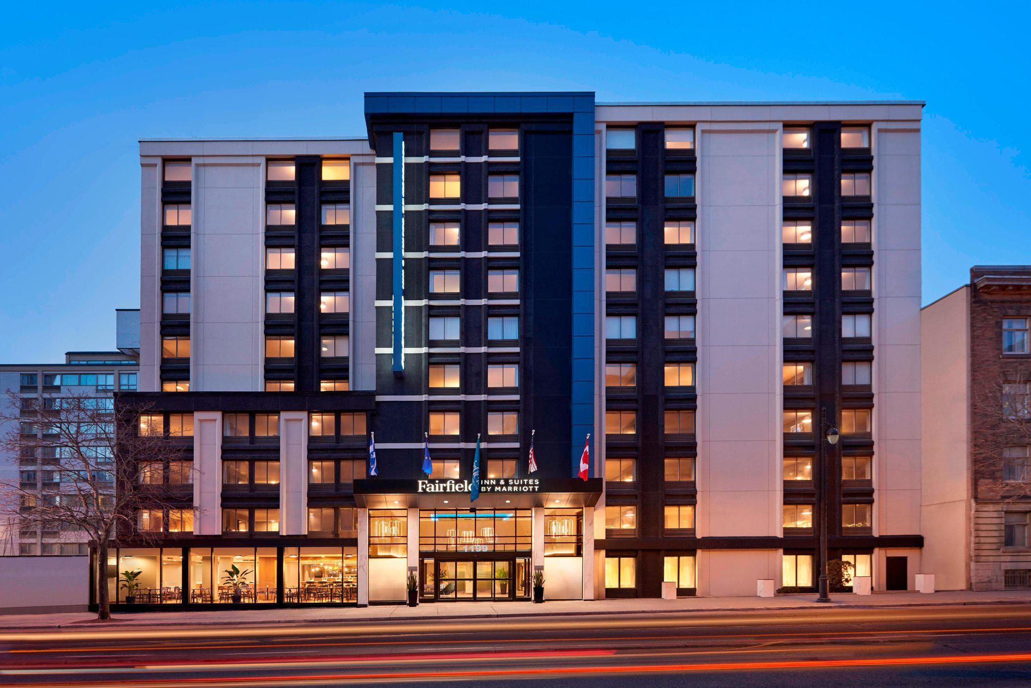 Fairfield Inn by Marriott Montreal Downtown