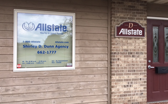 Allstate Insurance Agent: Shirley Dunn